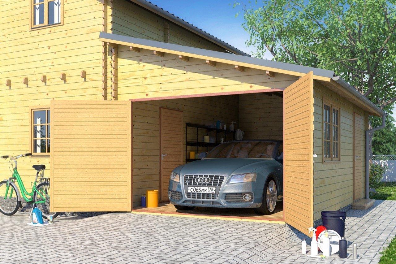 важных элементов пристройка гаража к дачному дому фото мест